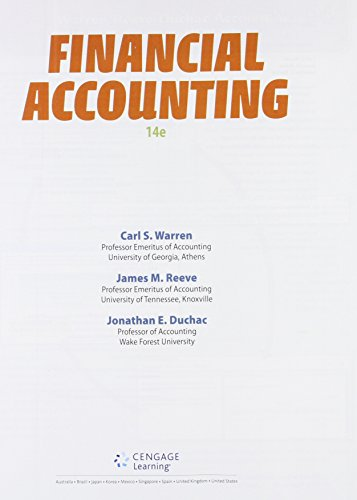 Financial Accounting + Cengagenowv2, 1-term Access:   2015 9781305617087 Front Cover