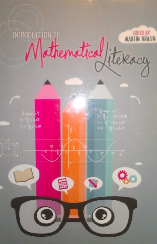 Introduction to Mathematical Literacy  Revised  edition cover