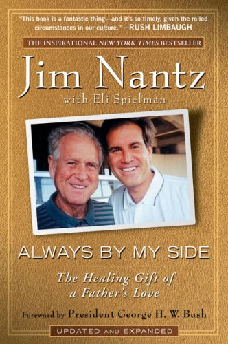 Always by My Side The Healing Gift of a Father's Love N/A 9781592404087 Front Cover