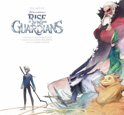 Art of Rise of the Guardians  N/A edition cover
