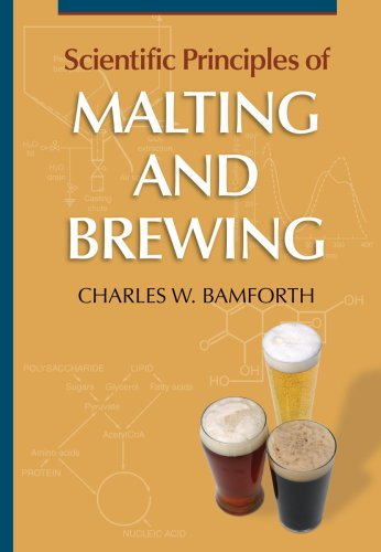 Scientific Principles of Malting and Brewing  2006 edition cover