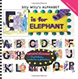 E Is for Elephant  N/A 9781939896087 Front Cover
