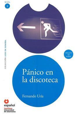 Pánico en la discoteca / Panic at the Disco:   2014 edition cover