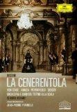 Rossini - La Cenerentola / Frederica von Stade, Francisco Araiza, Paolo Montarsolo, Claudio Desderi, Laura Zannini, Claudio Abbado System.Collections.Generic.List`1[System.String] artwork
