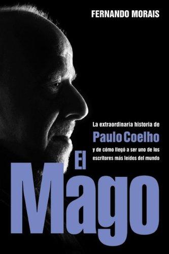Mago La Extraordinaria Historia de Paulo Coelho N/A 9780061375088 Front Cover