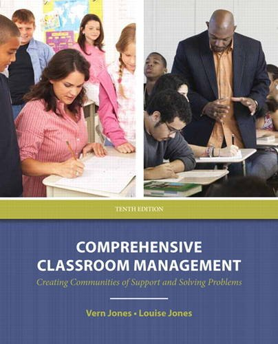 Comprehensive Classroom Management Creating Communities of Support and Solving Problems 10th 2013 (Revised) edition cover
