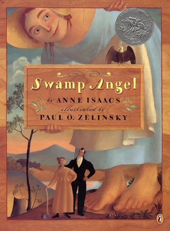 Swamp Angel  N/A edition cover