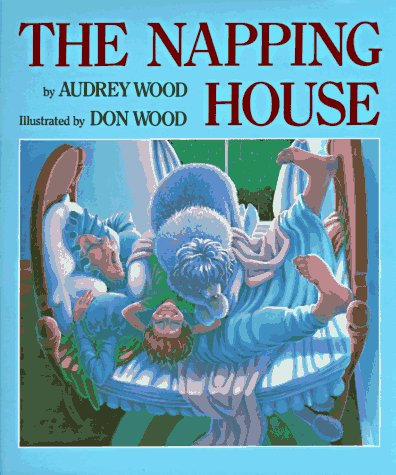 Napping House  25th 1984 edition cover