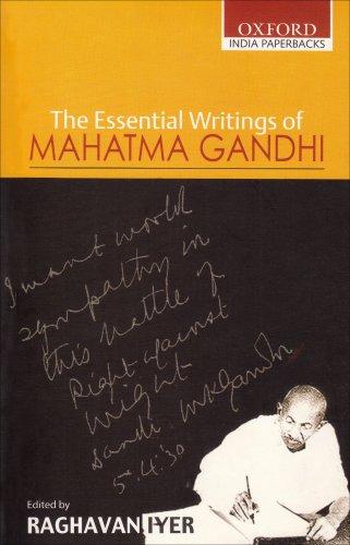 Essential Writings of Mahatma Gandhi   1991 edition cover