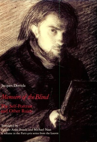 Memoirs of the Blind The Self-Portrait and Other Ruins  1993 edition cover