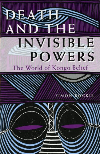 Death and the Invisible Powers The World of Kongo Belief  1993 edition cover