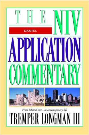Daniel   1999 edition cover