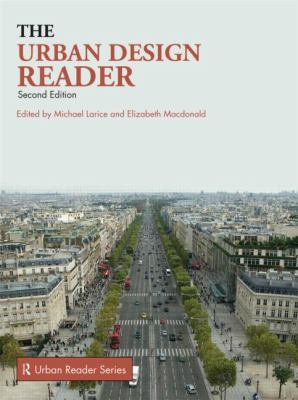 Urban Design Reader  2nd 2012 (Revised) edition cover