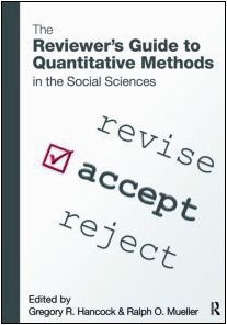 Reviewer's Guide to Quantitive Methods in the Social Sciences   2010 edition cover