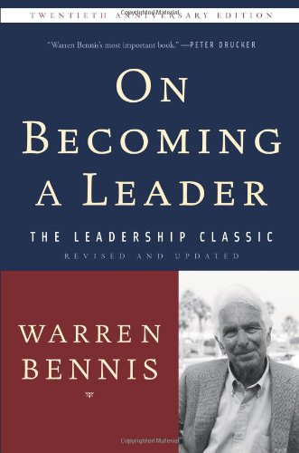 On Becoming a Leader  4th 2009 (Revised) edition cover