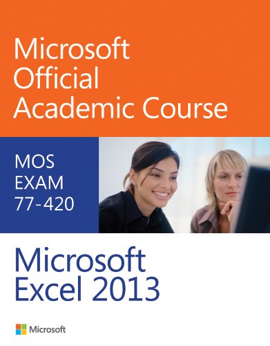 Exam 77-420 Microsoft Excel 2013   2014 edition cover