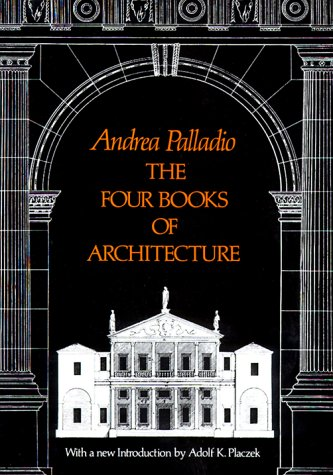 Four Books of Architecture   1977 edition cover