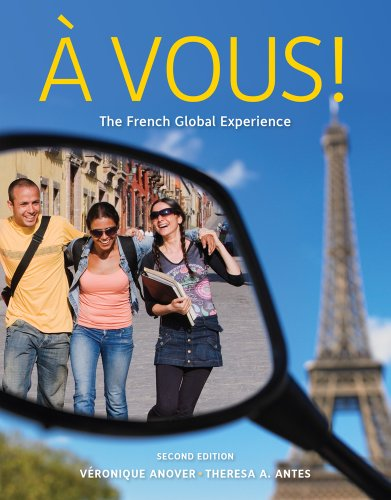 Vous! The Global French Experience 2nd 2012 edition cover