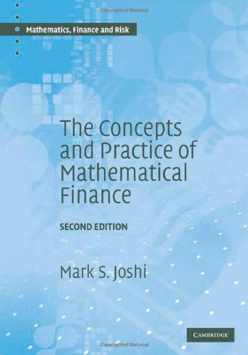 Concepts and Practice of Mathematical Finance  2nd 2008 edition cover