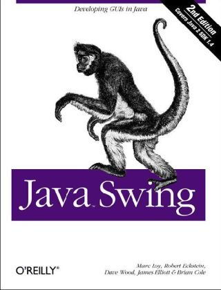 Java Swing  2nd 2002 edition cover