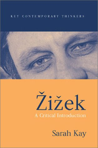 Zizek A Critical Introduction  2003 9780745622088 Front Cover