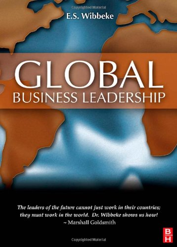 Global Business Leadership   2008 edition cover