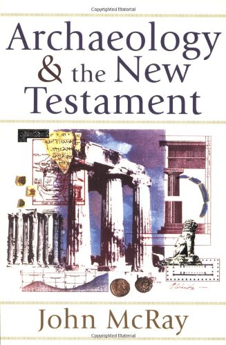 Archaeology and the New Testament  N/A edition cover