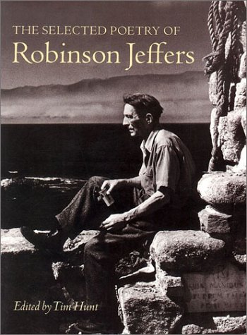 Selected Poetry of Robinson Jeffers   2001 edition cover
