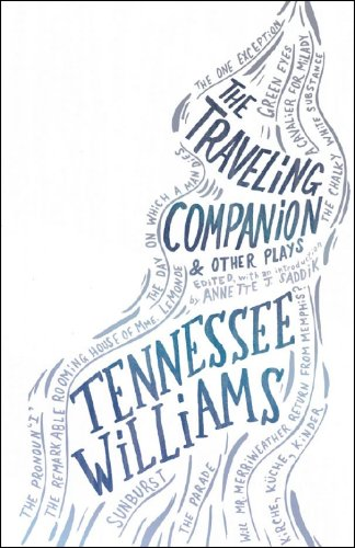 Traveling Companion and Other Plays   2008 9780811217088 Front Cover