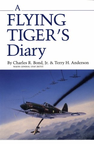 Flying Tiger's Diary  N/A edition cover