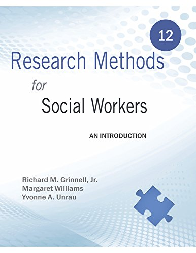 RESEARCH METHODS FOR SOCIAL WORKERS     N/A 9780981510088 Front Cover