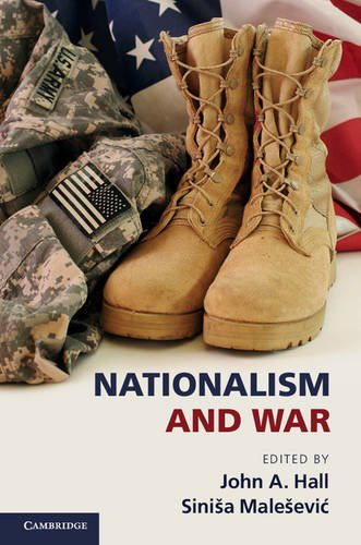 Nationalism and War   2013 9781107610088 Front Cover