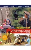Essence of Anthropology  3rd 2013 edition cover