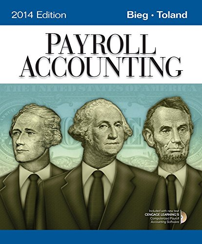 Payroll Accounting 2014  0 edition cover