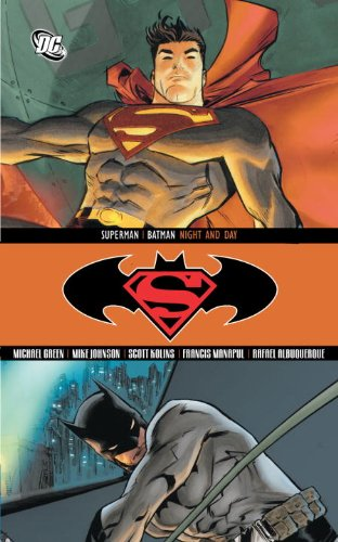 Superman/Batman - Night and Day   2010 9781401228088 Front Cover