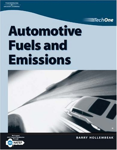 Automotive Fuels and Emissions   2006 9781401880088 Front Cover