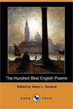 Hundred Best English Poems  N/A 9781406588088 Front Cover