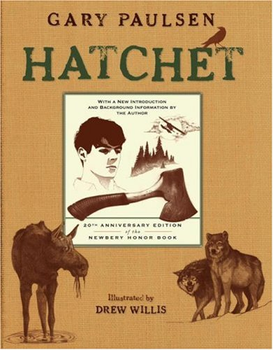 Hatchet  20th edition cover