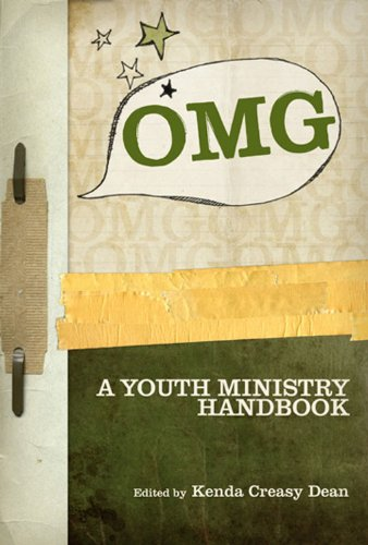 Omg A Youth Ministry Handbook  2010 edition cover