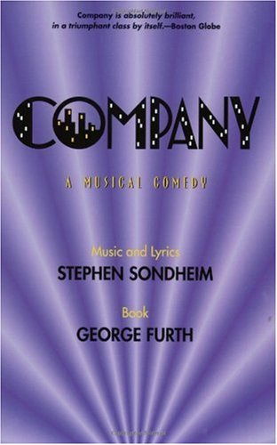 Company A Musical Comedy 25th 1996 (Anniversary) edition cover
