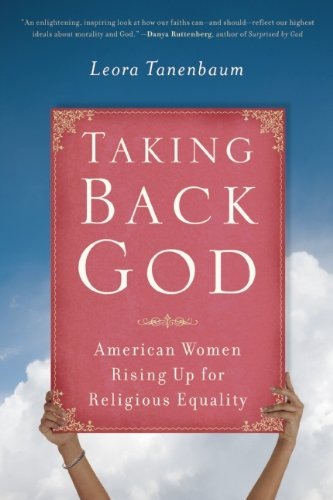 Taking Back God American Women Rising up for Religious Equality  2011 edition cover