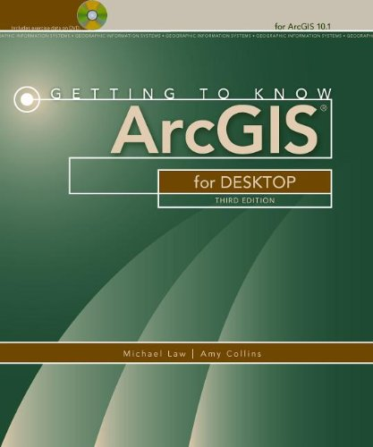 Getting to Know ArcGIS for Desktop  3rd 2013 edition cover