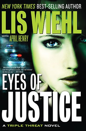 Eyes of Justice   2012 9781595547088 Front Cover