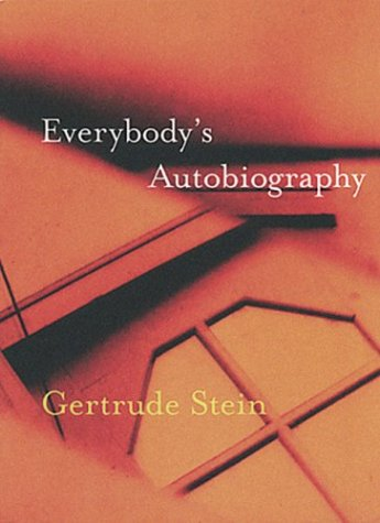 Everybody's Autobiography   2014 (Reprint) edition cover