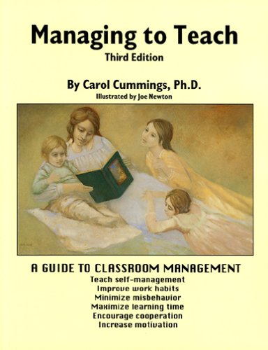 Managing to Teach : A Guide to Classroom Management 3rd 2001 edition cover