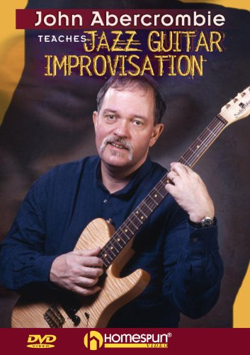 John Abercrombie Teaches Jazz Guitar Improvisation System.Collections.Generic.List`1[System.String] artwork