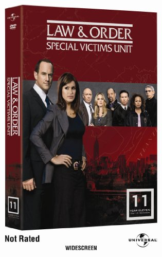 Law & Order: Special Victims Unit - The Eleventh Year System.Collections.Generic.List`1[System.String] artwork