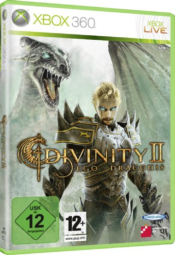 Divinity 2: Ego Draconis [German Version] by Unknown Xbox 360 artwork