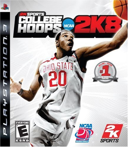 College Hoops 2K8 - Playstation 3 PlayStation 3 artwork