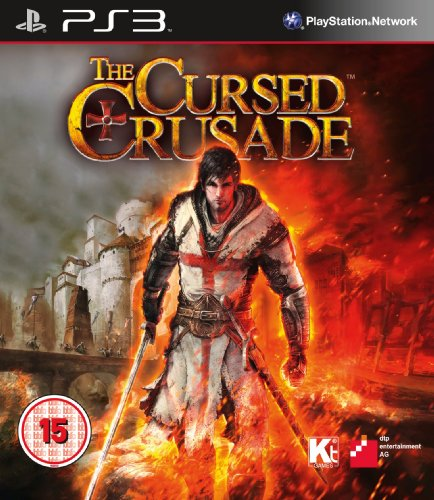 The Cursed Crusade (PS3) by Unknown PlayStation 3 artwork